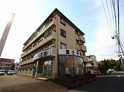 茨城県つくば市天久保2丁目の賃貸マンションの外観