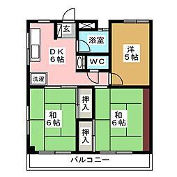 成増駅 8.5万円
