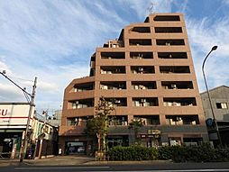 東京都大田区東六郷1丁目の賃貸マンションの外観