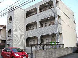 愛知県尾張旭市東本地ヶ原町3丁目の賃貸アパートの外観