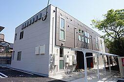 仮)古賀市中央2丁目アパート[2階]の外観