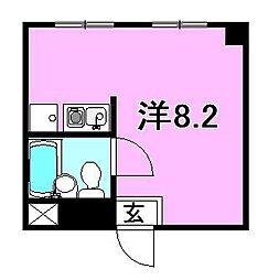 メゾン・ド・レーブ[301 号室号室]の間取り
