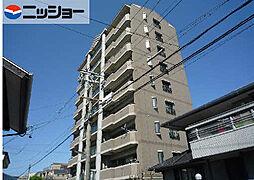 CREST1[1階]の外観