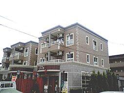 福岡県福岡市早良区田村2丁目の賃貸マンションの外観