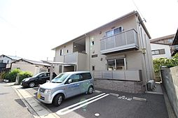 福岡県北九州市小倉北区高坊1丁目の賃貸アパートの外観