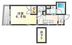アンカーマンション[3階]の間取り