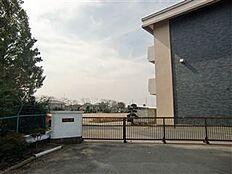 かすみがうら市立下稲吉東小学校(564m)