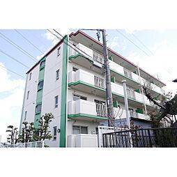 青山マンション[301号室]の外観