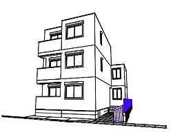 (仮称)柿の木坂3丁目メゾン