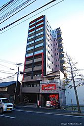 ERIOS COURT 中津口[4階]の外観