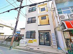奈良県奈良市奥子守町の賃貸マンションの外観