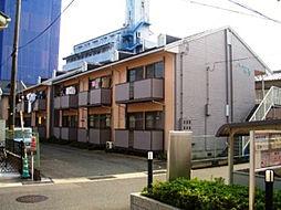 パレーシャル田寺[B201号室]の外観