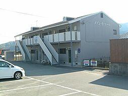三重県松阪市庄町の賃貸アパートの外観