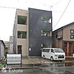 名古屋市営東山線 八田駅 徒歩9分の賃貸アパート
