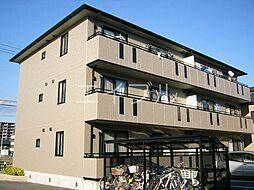 ディアコート札場 A棟[1階]の外観