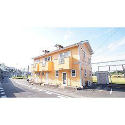[テラスハウス] 三重県四日市市川島町 の賃貸【/】の外観
