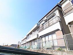 富士見コーポA[104号室]の外観