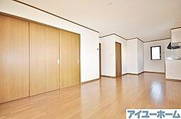 フラットサニーガーデン A棟[2階]の外観