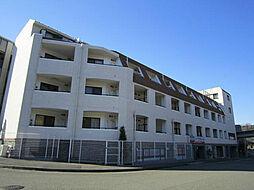 神奈川県横浜市都筑区北山田1丁目の賃貸マンションの外観