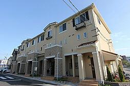 愛知県名古屋市名東区牧の原3丁目の賃貸アパートの外観