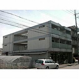 京都府京都市北区西賀茂柿ノ木町の賃貸マンションの外観