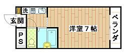近鉄大阪線 長瀬駅 徒歩6分