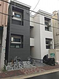 アズストリート[102号室]の外観