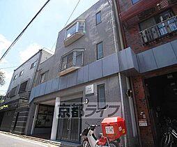 京都府京都市下京区八王子町の賃貸マンションの外観