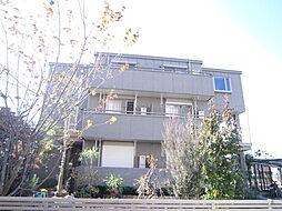 ドミール若葉[2階]の外観