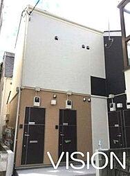 リトル・タウン西台[101号室]の外観
