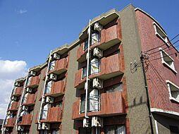 神奈川県平塚市西八幡3丁目の賃貸マンションの外観