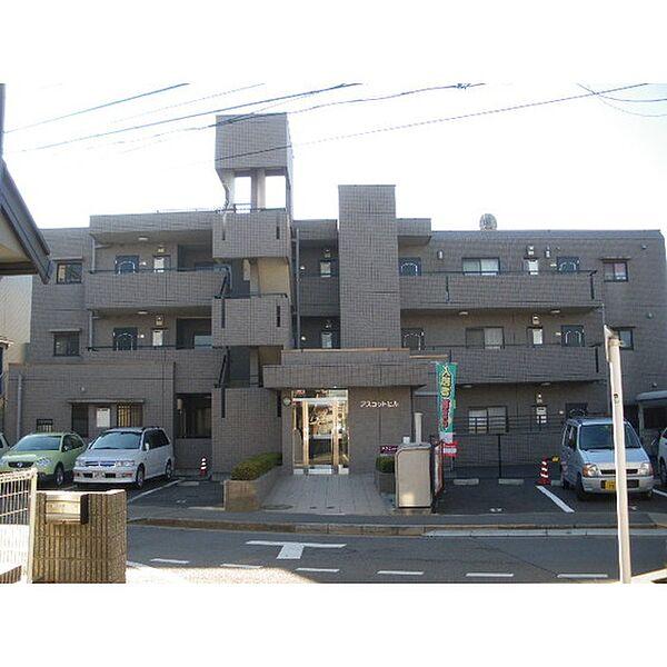 アスコットヒル 3階の賃貸【東京都 / 国分寺市】
