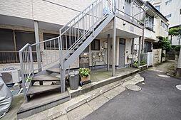 ブリリアンス大井町[1階]の外観