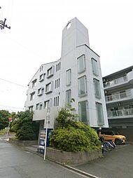 崗本マンション[2階]の外観