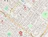 地図,2LDK,面積51m2,賃料5.4万円,札幌市営東西線 琴似駅 徒歩11分,札幌市営東西線 二十四軒駅 徒歩13分,北海道札幌市西区山の手一条2丁目3番26号