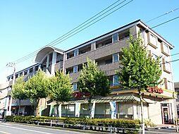 東京都東大和市向原3丁目の賃貸マンションの外観