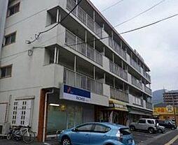 広島県広島市安佐南区安東2丁目の賃貸マンションの外観