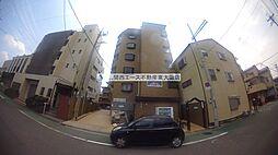 OMレジデンス八戸ノ里[2階]の外観