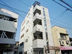 みのりマンション[3階]の外観