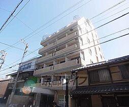 京都府京都市中京区観音町の賃貸マンションの外観