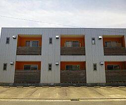宮崎県宮崎市清武町あさひ2丁目の賃貸アパートの外観