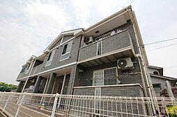 広島県福山市引野町南2丁目の賃貸アパートの外観