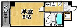 メゾン・ボナール[3階]の間取り