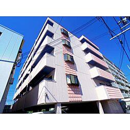 奈良県桜井市戒重の賃貸マンションの外観
