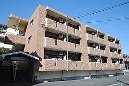 埼玉県越谷市南越谷2丁目の賃貸マンションの外観