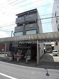 京都府京都市上京区一条通七本松西入ル東町の賃貸マンションの外観