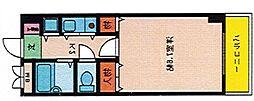 サンモール[6階]の間取り
