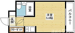 十三駅 2.5万円