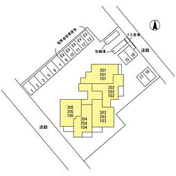 (仮)D-room南鳩ヶ谷2丁目[203号室]の外観