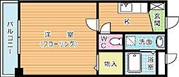 アビタシオン花の樹[1階]の間取り